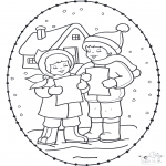Jul - X-mas stitchingcard 16