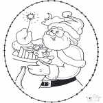 Jul - X-mas stitchingcard 22