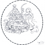 Jul - X-mas stitchingcard 5