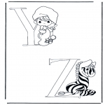 Litt av hvert - Y and Z