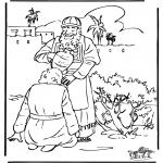 Bibelsk - Zalving David
